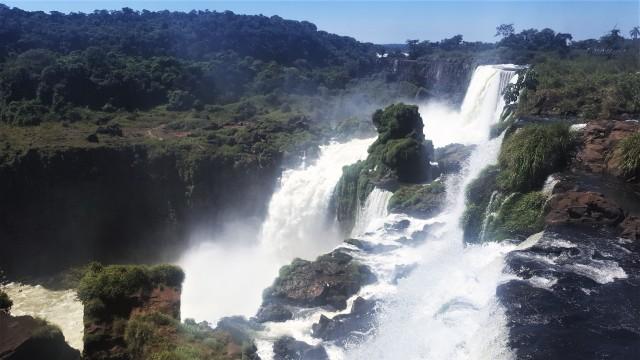 chutes argentine 3